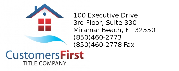 Customers First Title Company